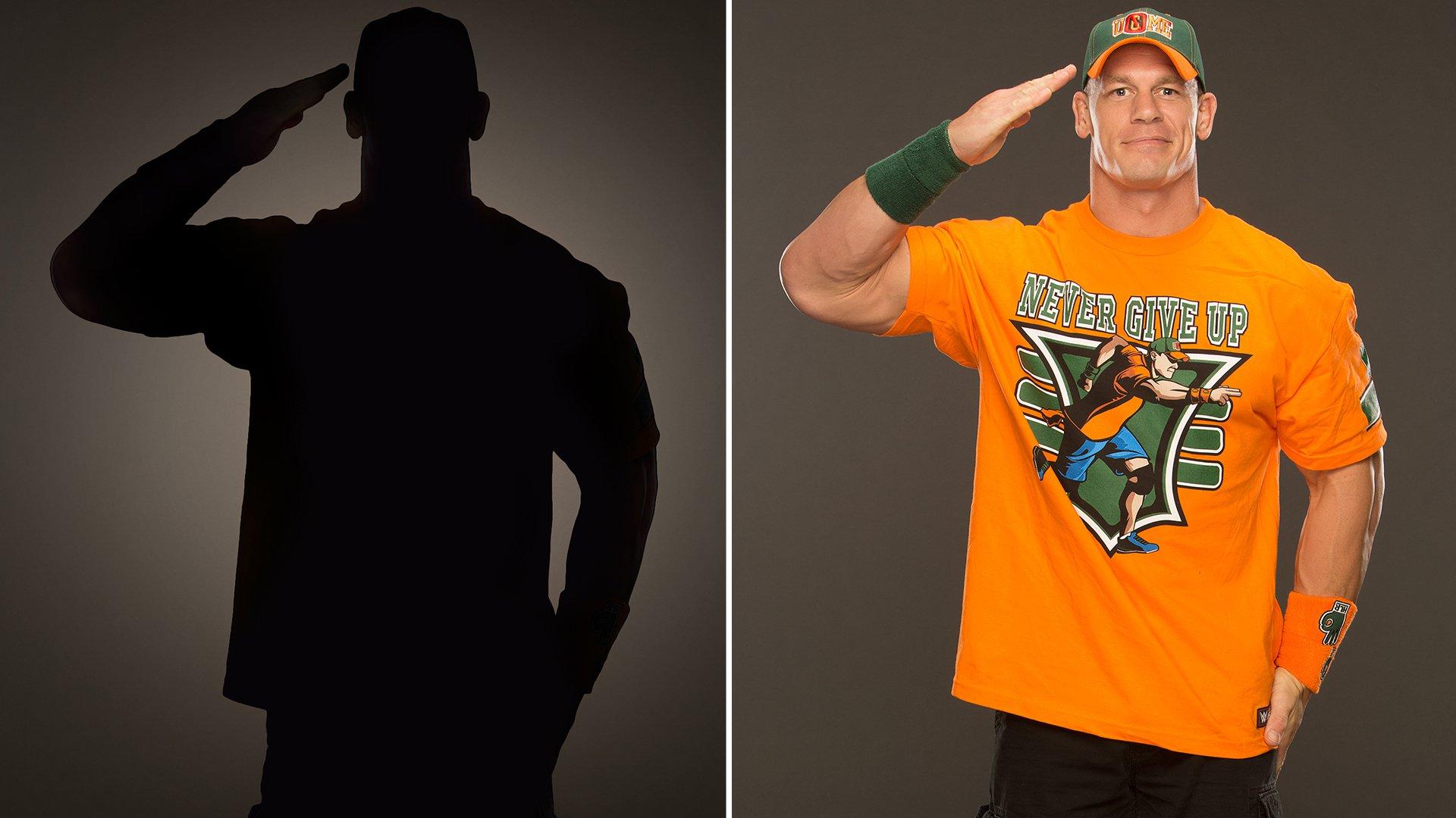 Pouvez-vous trouver qui sont ces Superstars de la WWE?