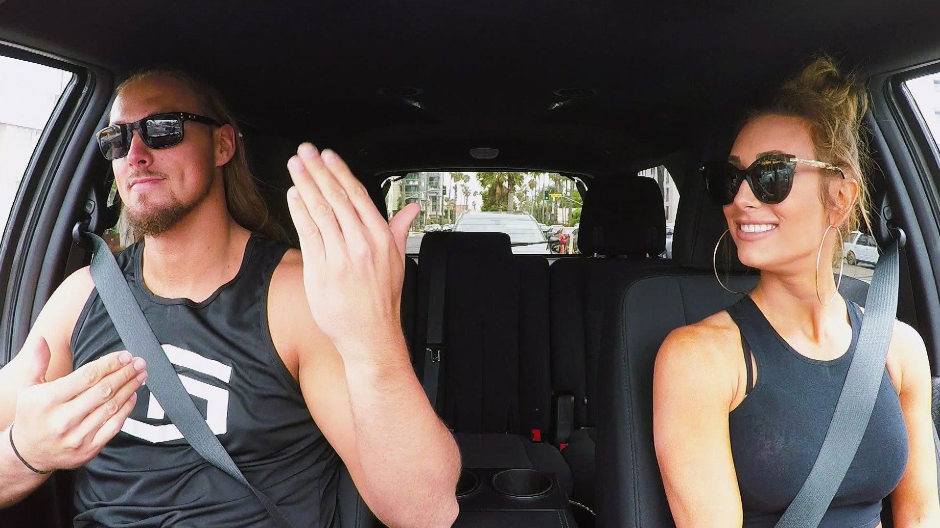 Carmella and Big Cass go house-hunting in Los Angeles: Total Divas Bonus Clip, Nov. 15, 2017