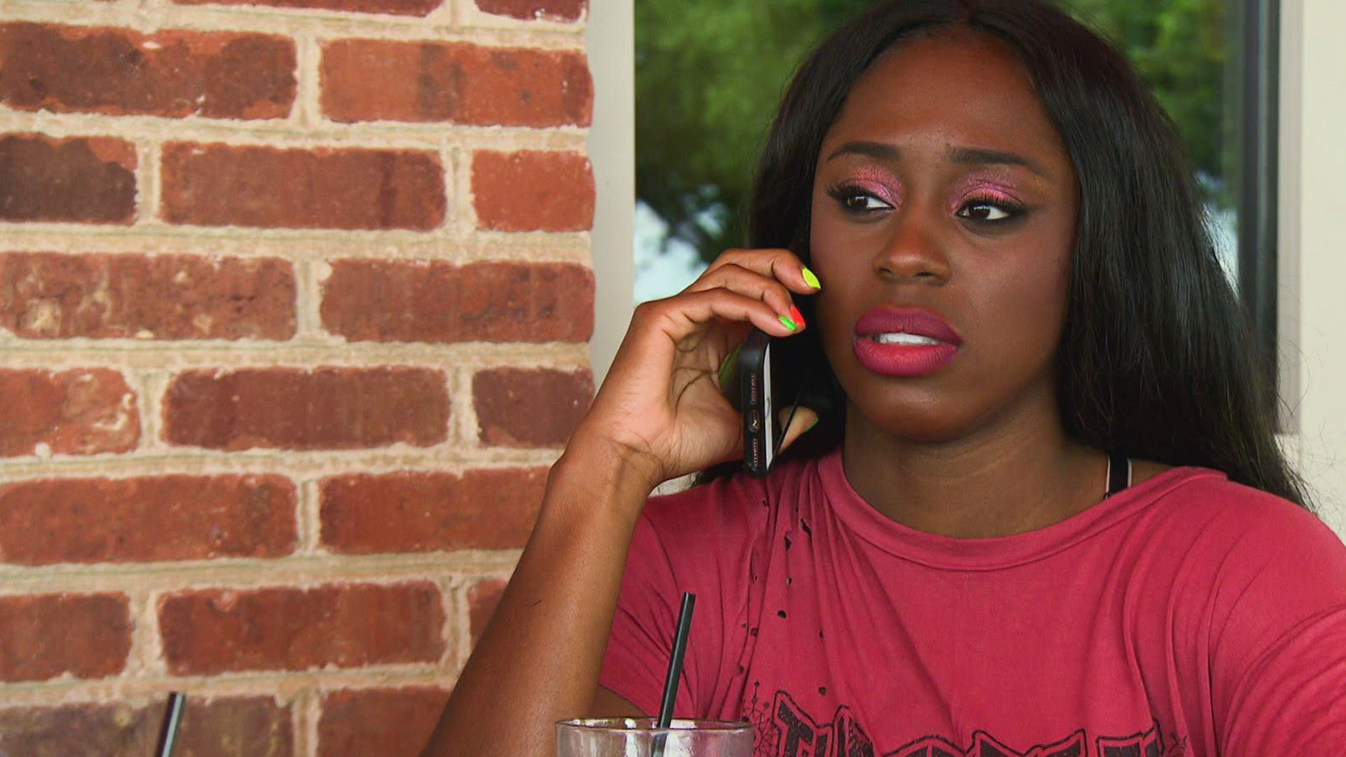 Naomi gets a call from a WWE official about her revamped SmackDown Women's Title: Total Divas, Nov. 15, 2017