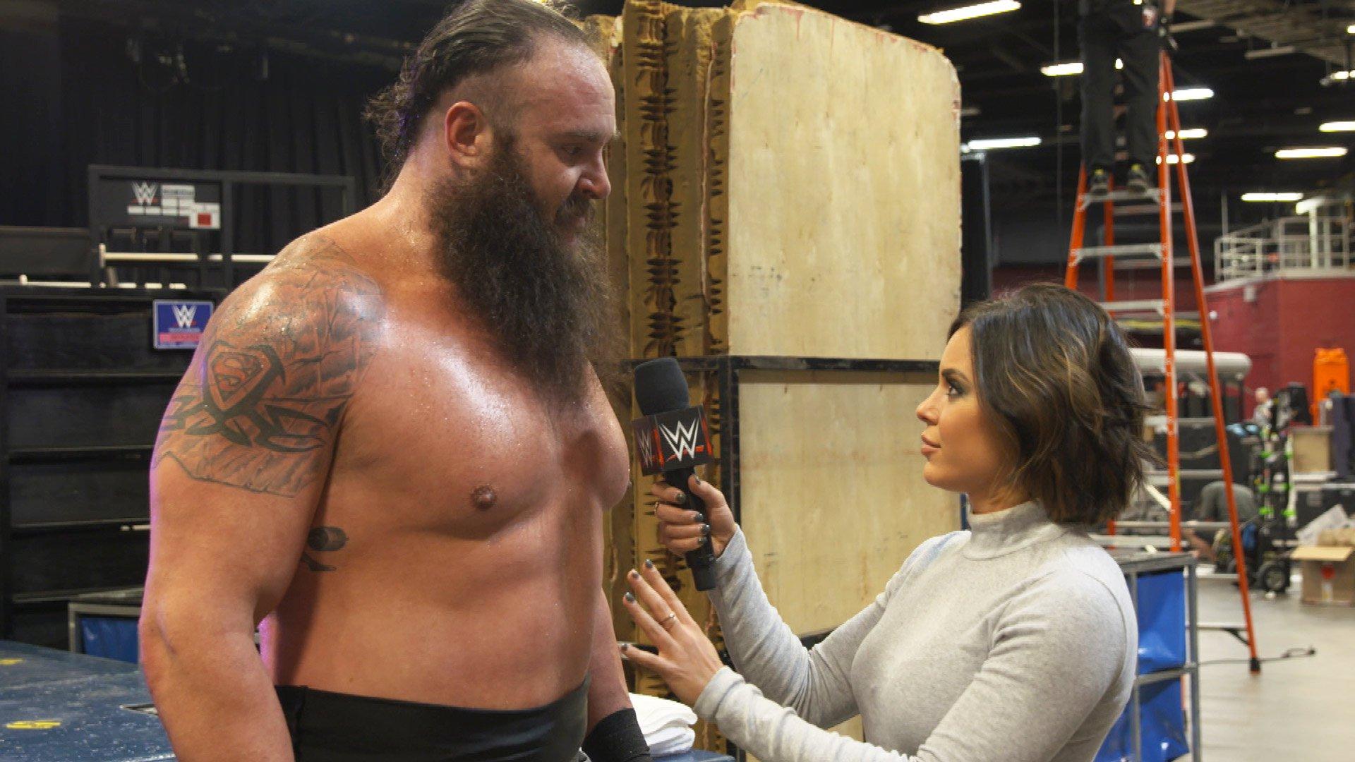 Exclusivité Raw: 11 Décembre 2017.