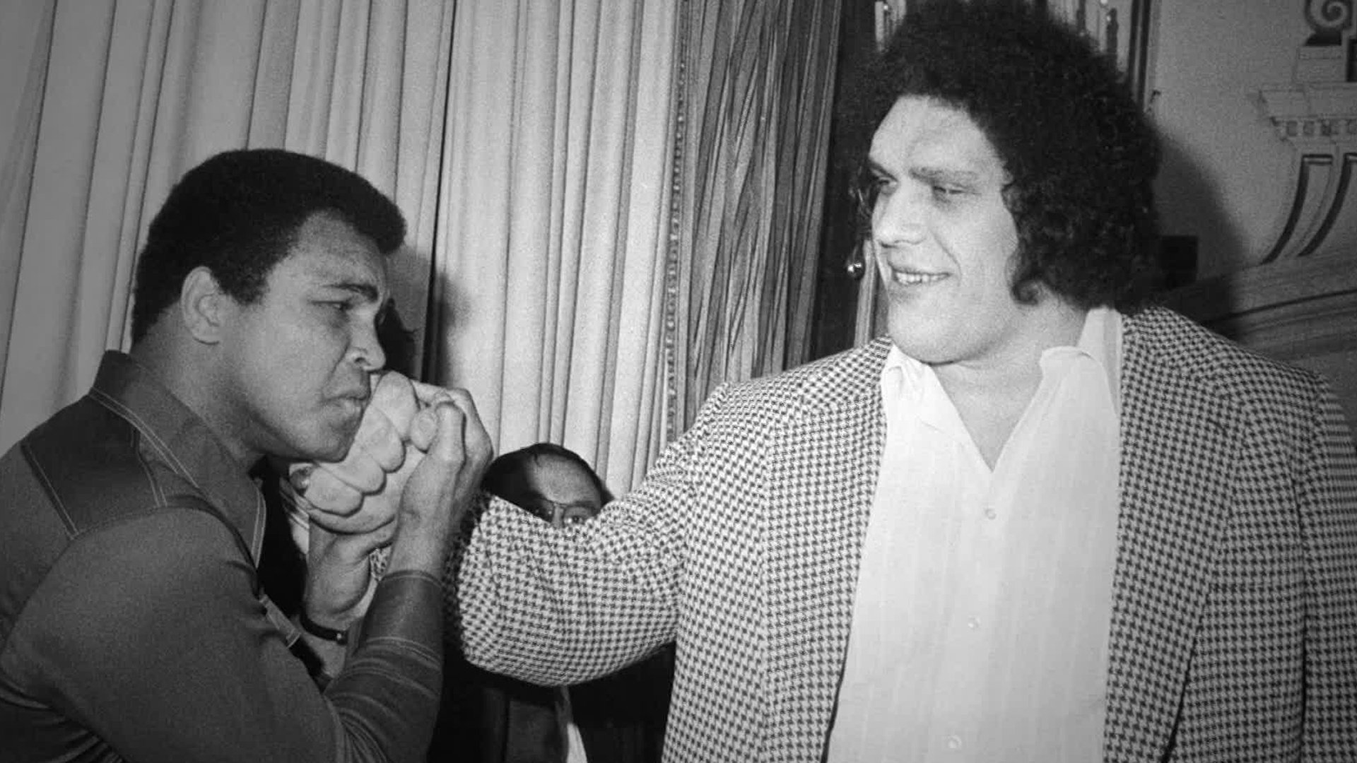 """New """"Andre the Giant"""" HBO documentary trailer"""