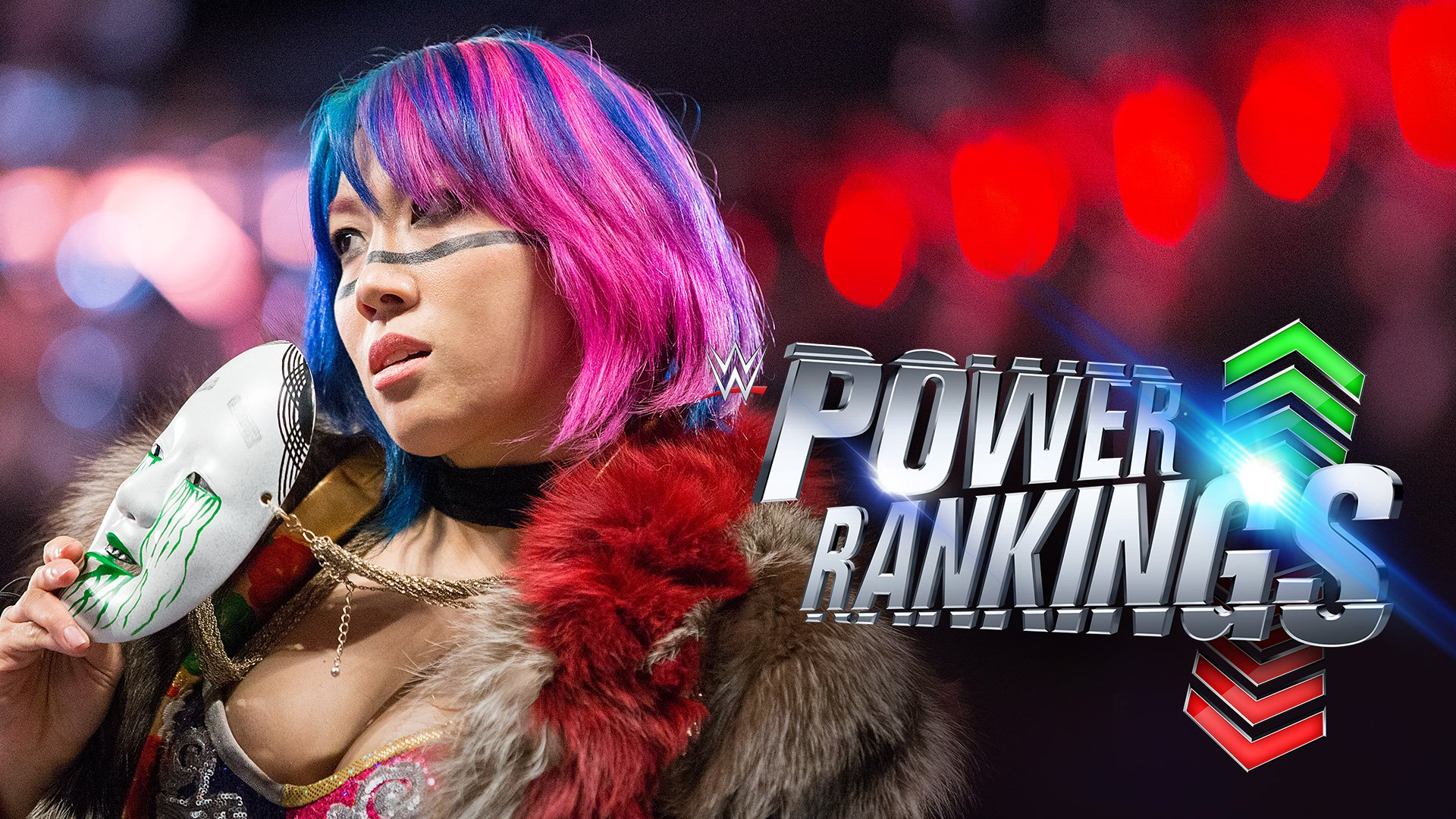 Asuka frappe The Road to WrestleMania: WWE Power Rankings, 4 Février 2018.