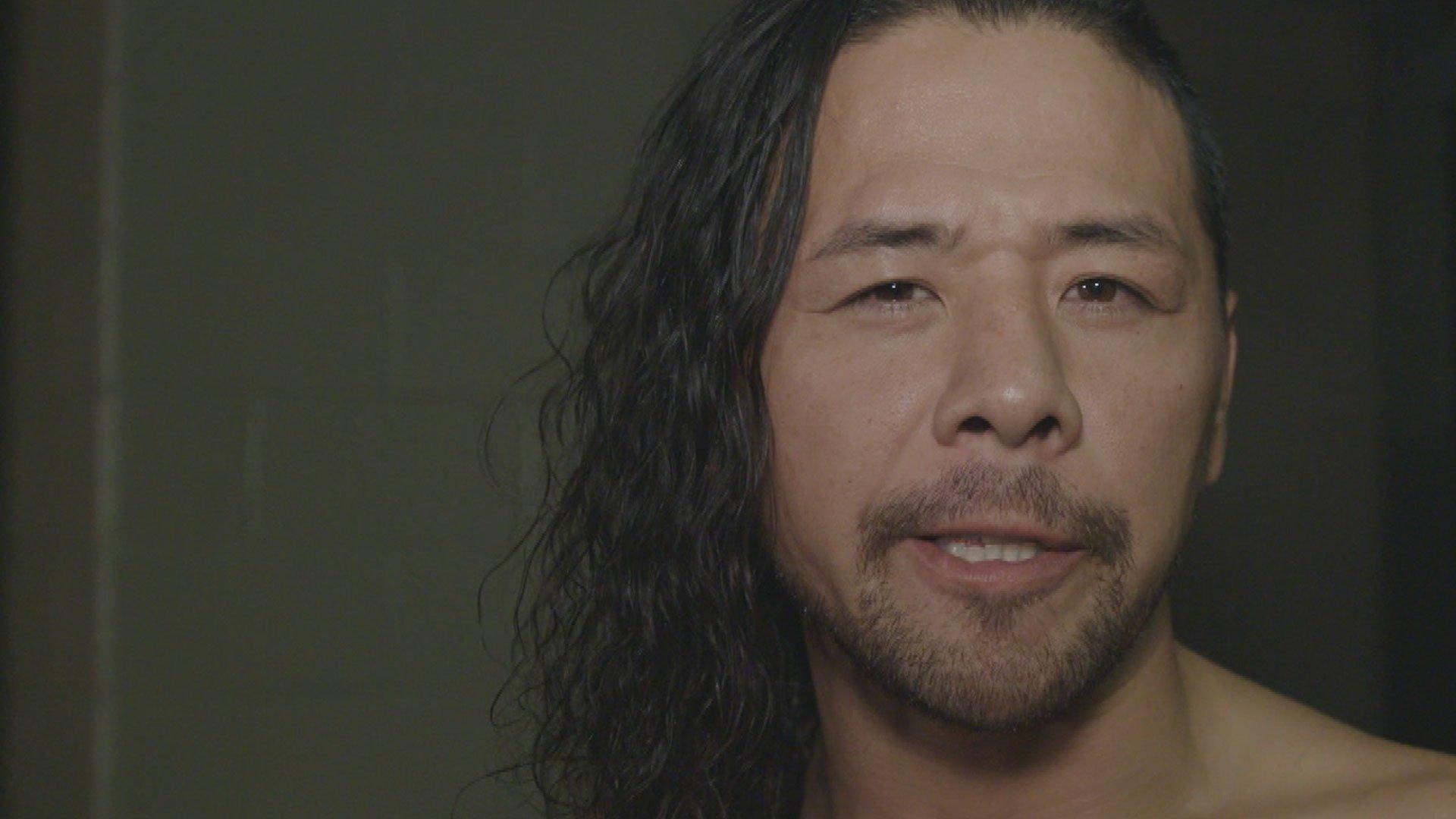"Le choix de Shinsuke Nakamura's ""strong style"": WWE Network Pick of the Week, 2 Février 2018."