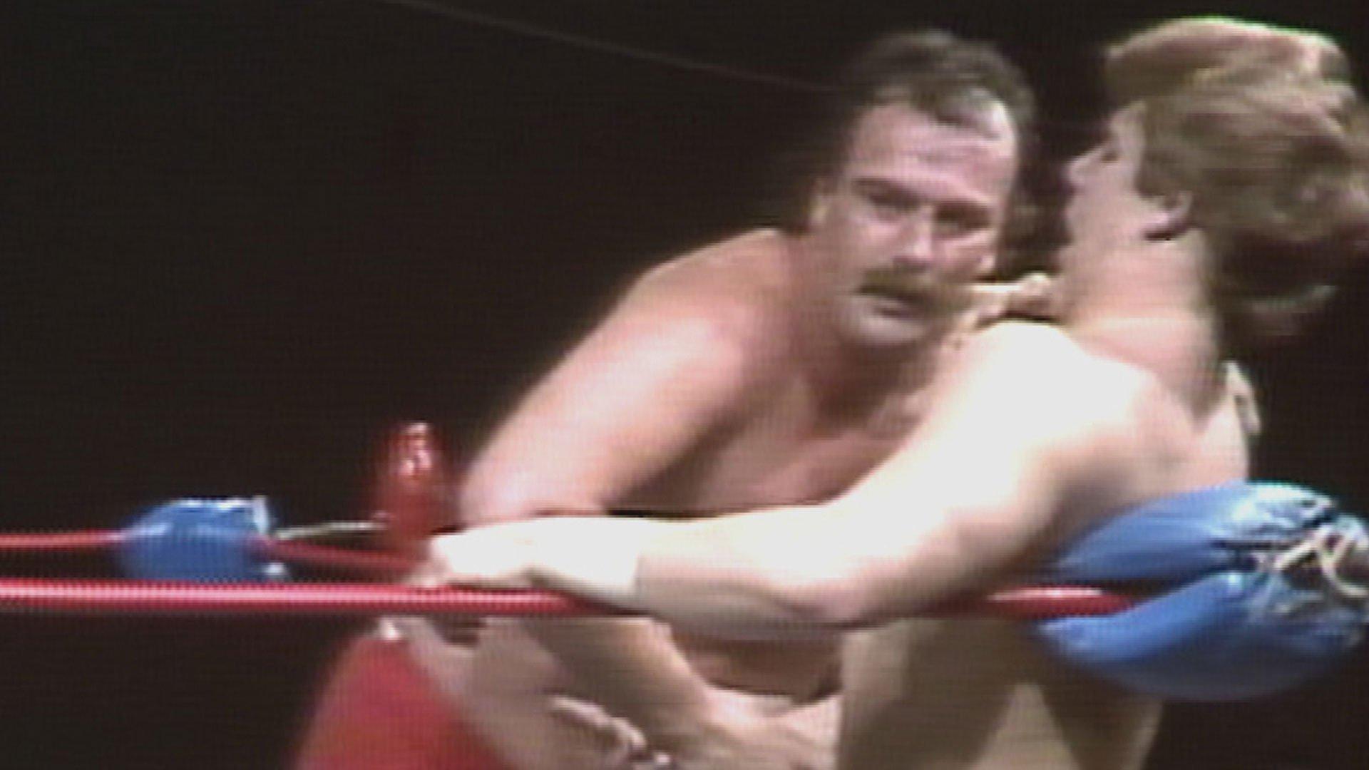 "Jake ""The Snake"" Roberts vs. Shawn Michaels: Mid-South Wrestling: 1er Février 1985 (Exclusivité WWE Network)"