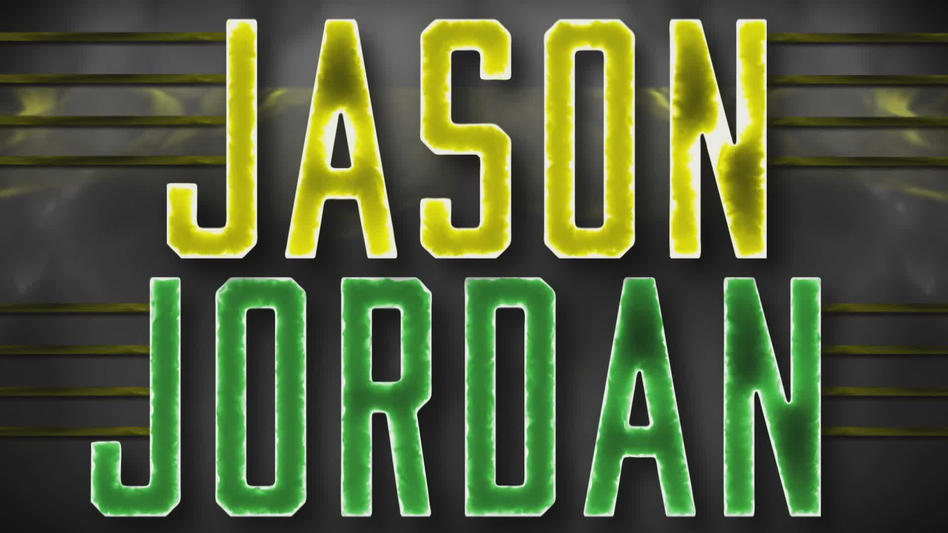 Jason Jordan Entrance Video