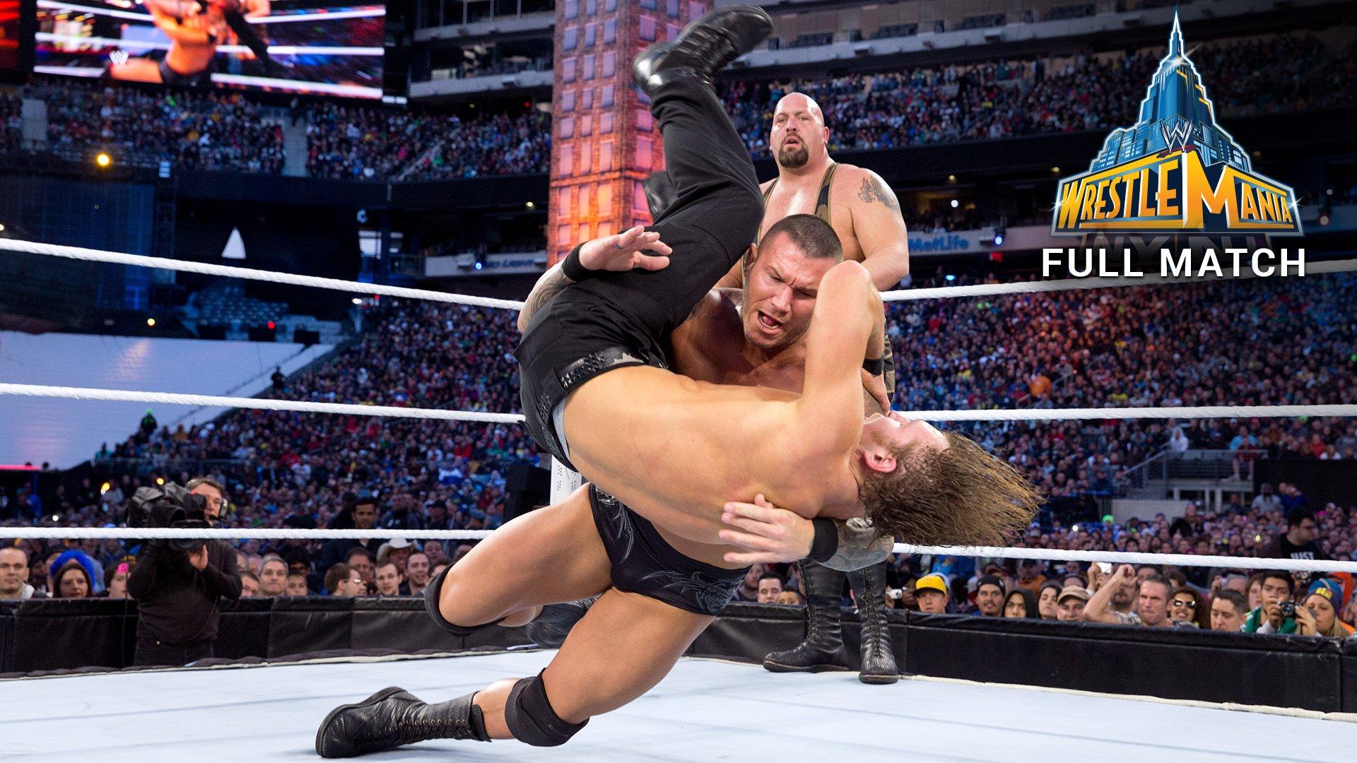 Randy Orton, Sheamus & Big Show vs. The Shield: WrestleMania 29 (Match intégral - Exclusivité WWE Network)