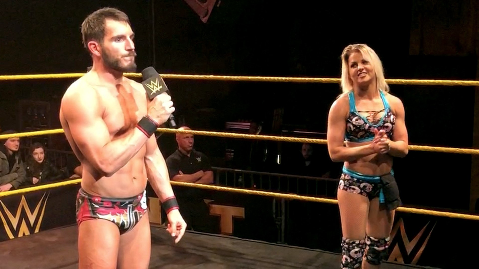 johnny gargano bids an nxt farewell in his hometown of cleveland wwe