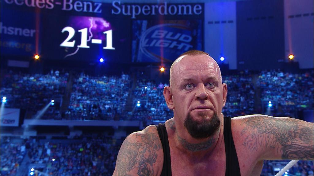 Retour sur la fin de la série de The Undertaker à WrestleMania