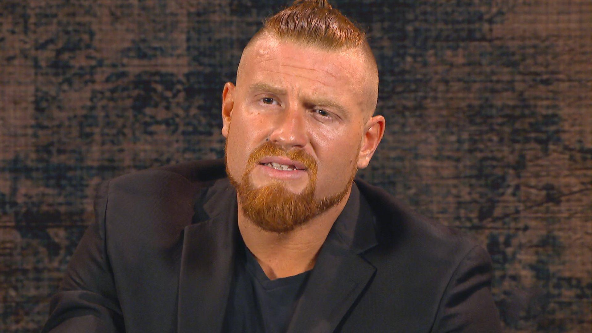 Buddy Murphy déterminé à remporter le Championnat Cruiserweight WWE coûte que coûte: WWE 205 Live, 15 Mai 2018