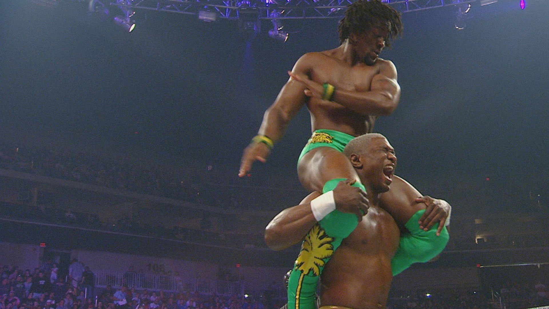 Shelton Benjamin veut stopper la série de victoires de Kofi Kingston: WWE ECW, 20 Mai 2008 (Exclusivité WWE Network)