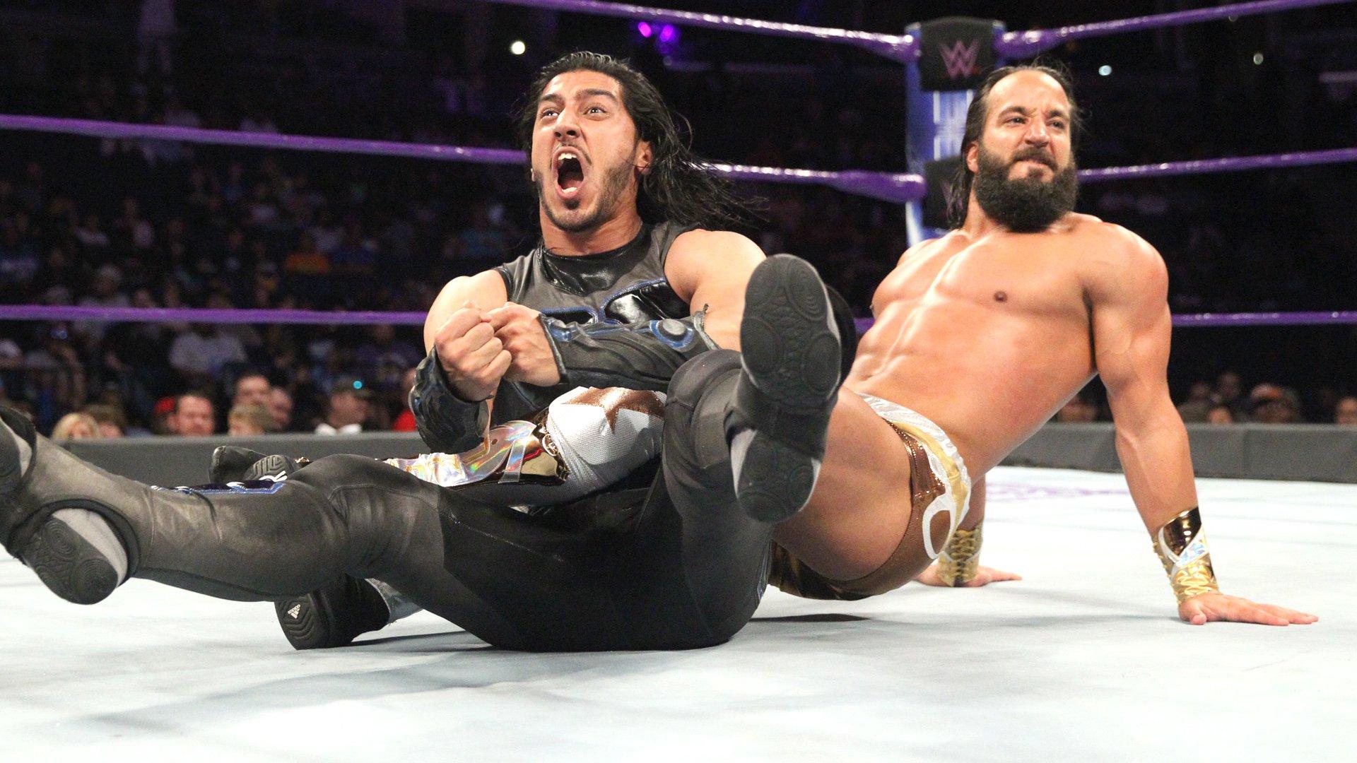 Mustafa Ali vs. Tony Nese: WWE 205 Live, 12 Juin 2018