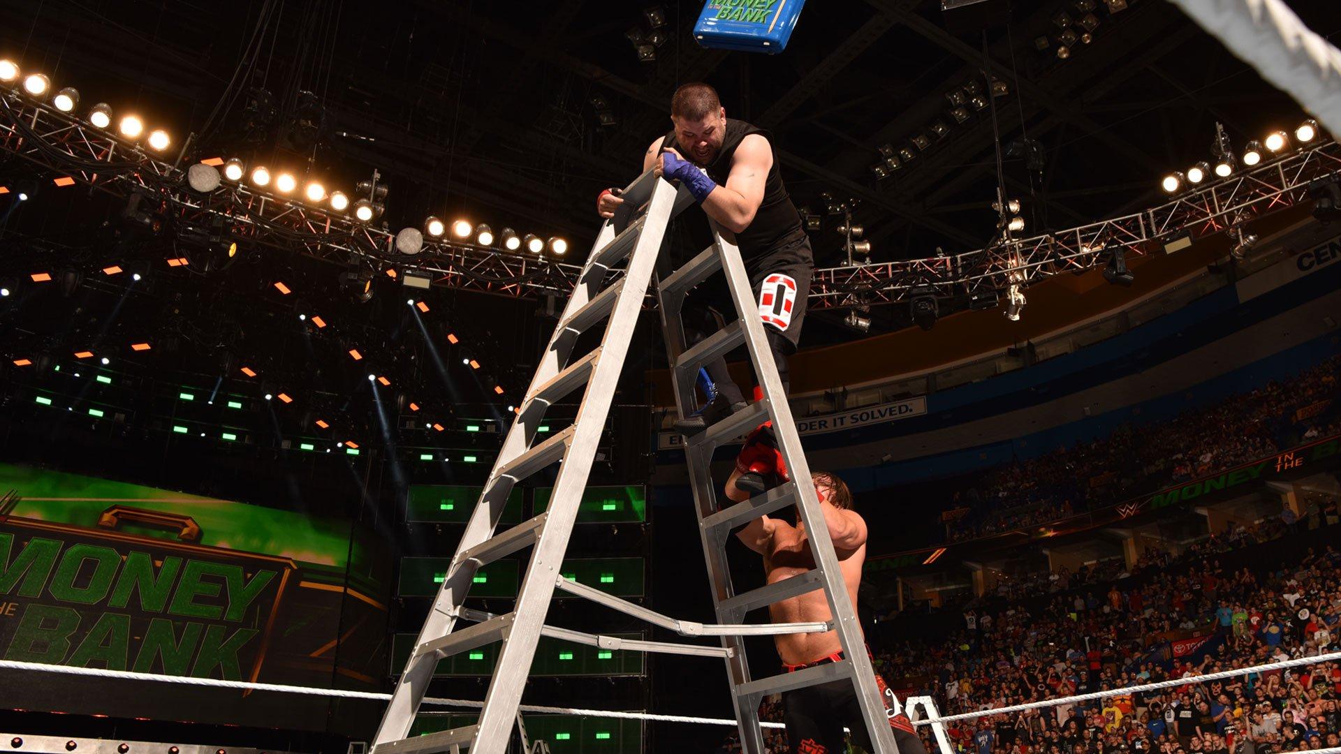 WWE Marquee Matches: Match de l'échelle Money in the Bank 2017 (Exclusivité WWE Network)