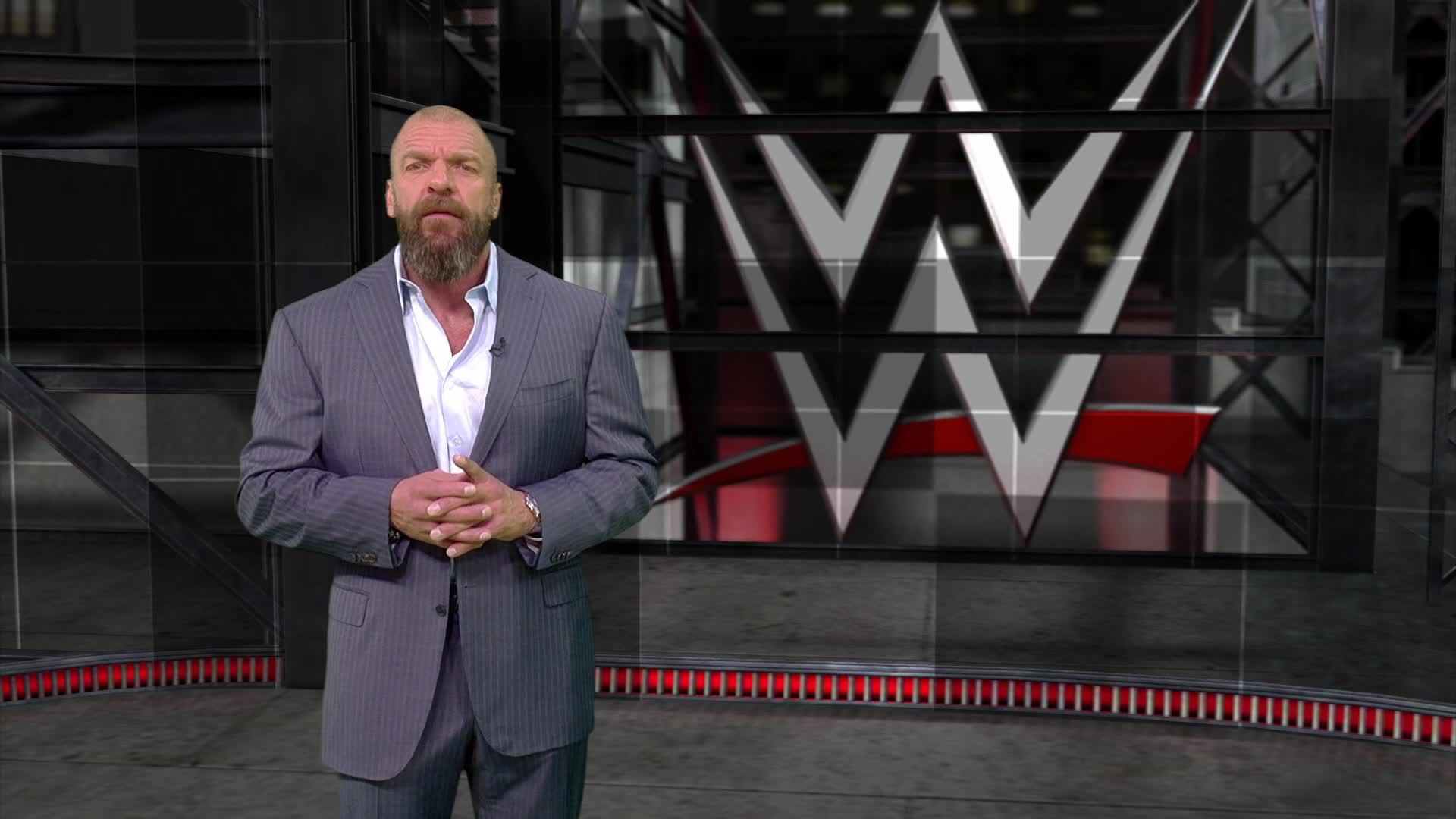 Triple H announces Australia's WWE Super Show-Down on Oct. 6