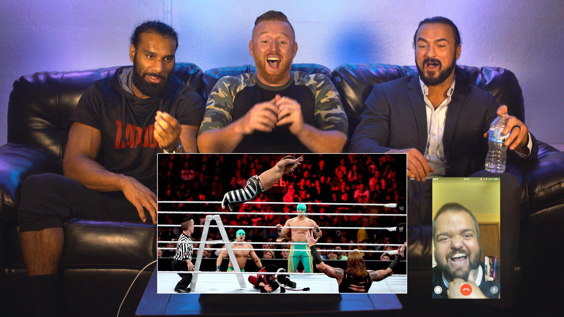 3MB réuni pour regarder le WeeLC avec Hornswoggle: WWE Playback