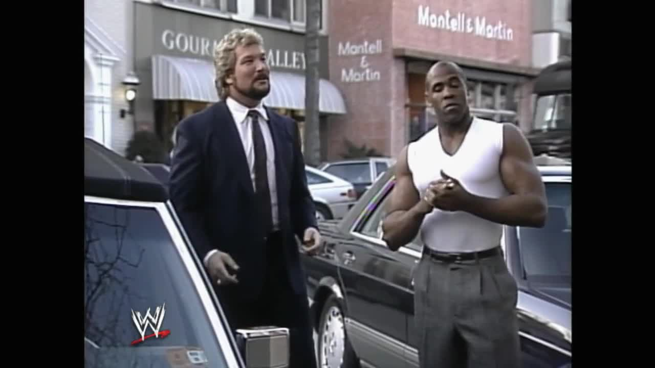 The Million Dollar Man Orders A Custom Made Championship Wwe