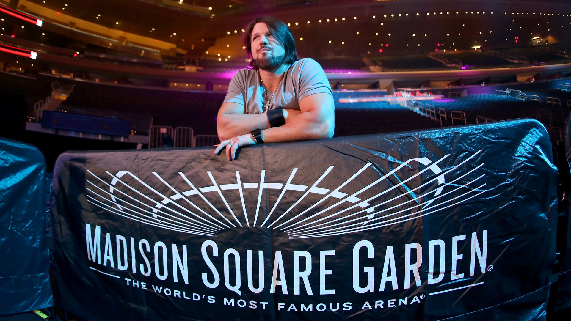 Follow AJ Styles On His First Night In Madison Square Garden | WWE