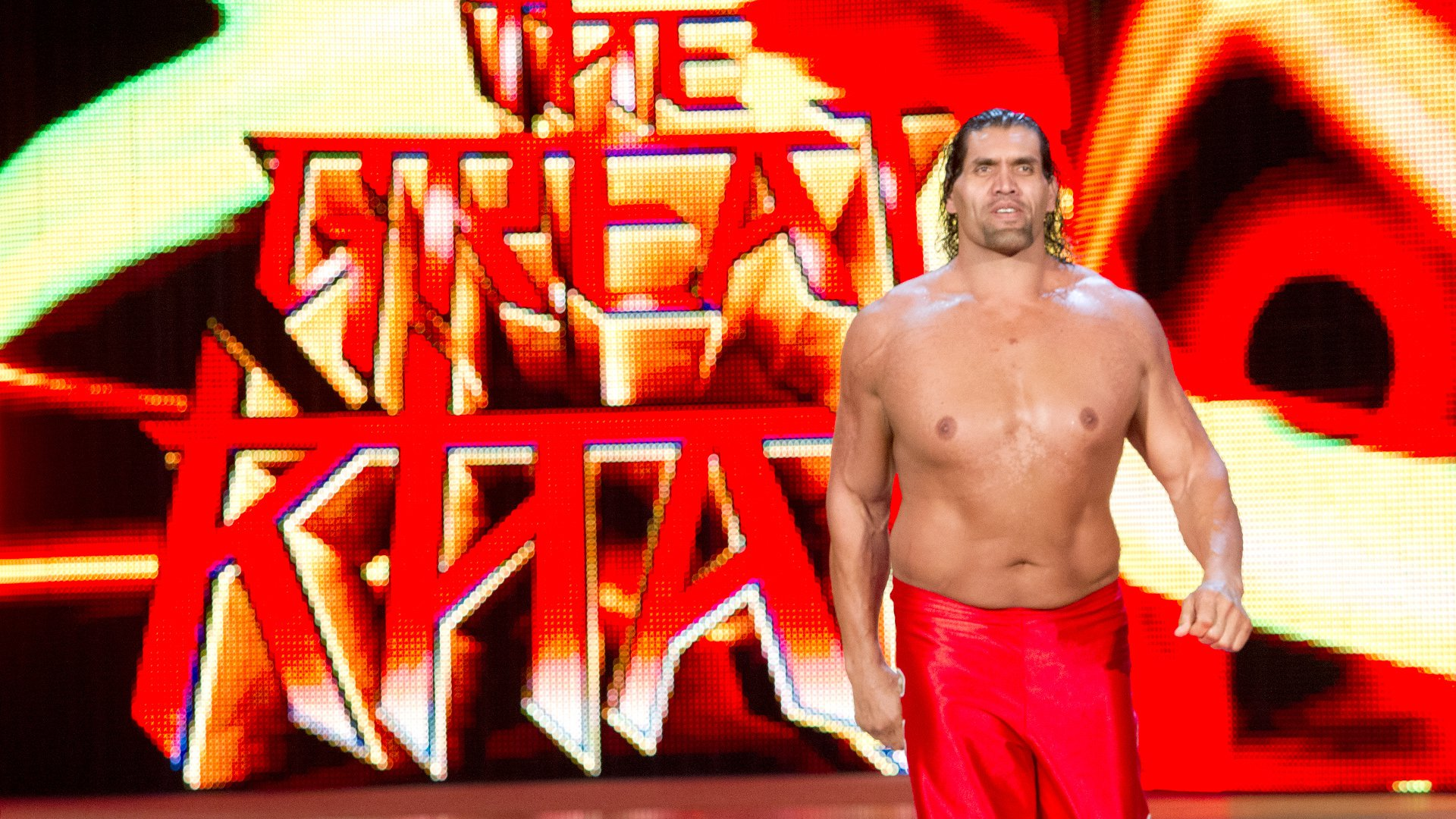 Les 5 plus grands moments du Great Khali