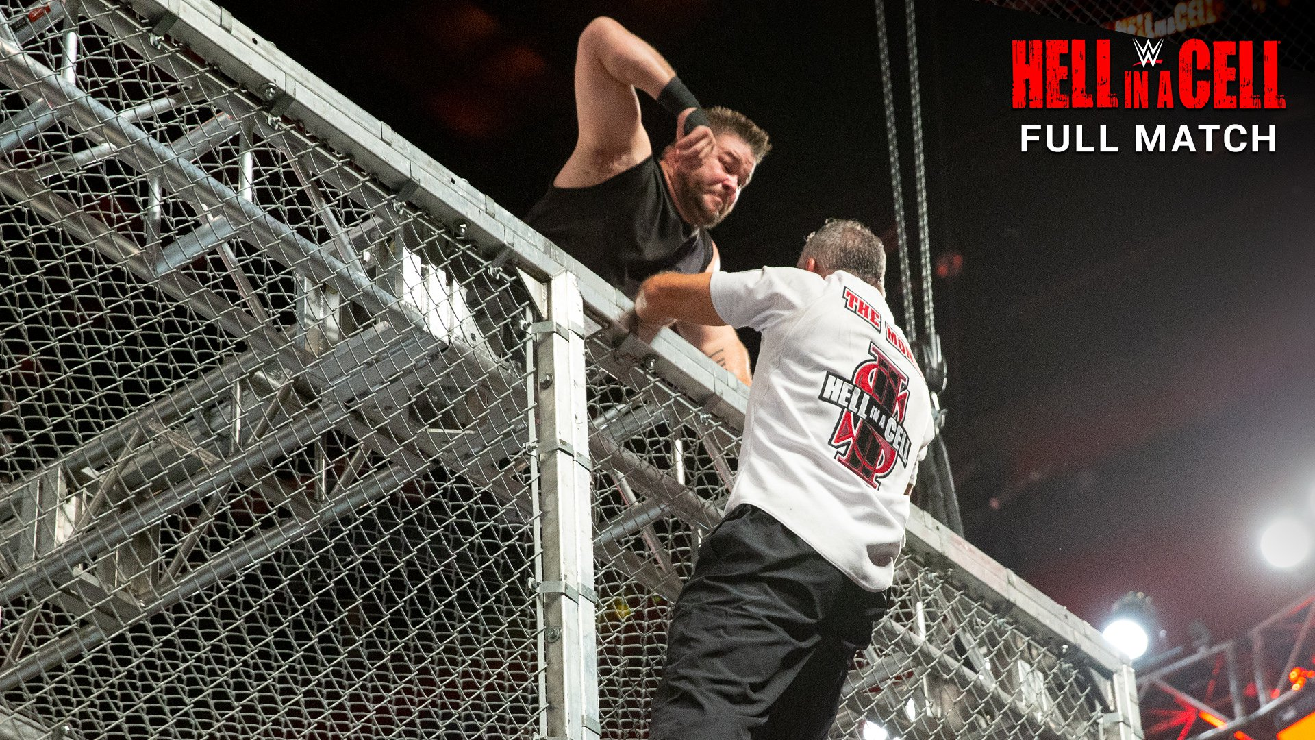 Shane McMahon vs. Kevin Owens - Falls Count Anywhere Hell in a Cell Match: WWE Hell in a Cell 2017 (Match Intégral - Exclusivité WWE Network)