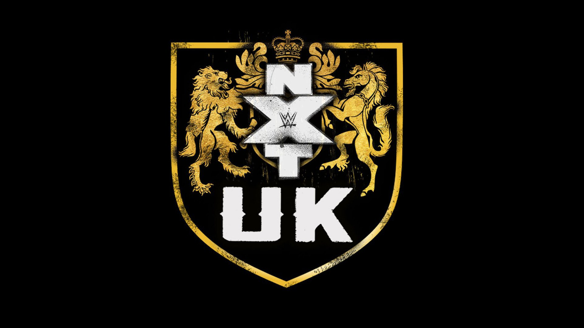Image result for NXT UK Logo with yellow background