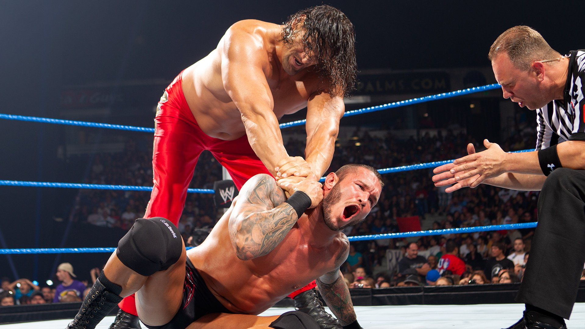 Randy Orton vs. The Great Khali: SmackDown, Aug. 12, 2011