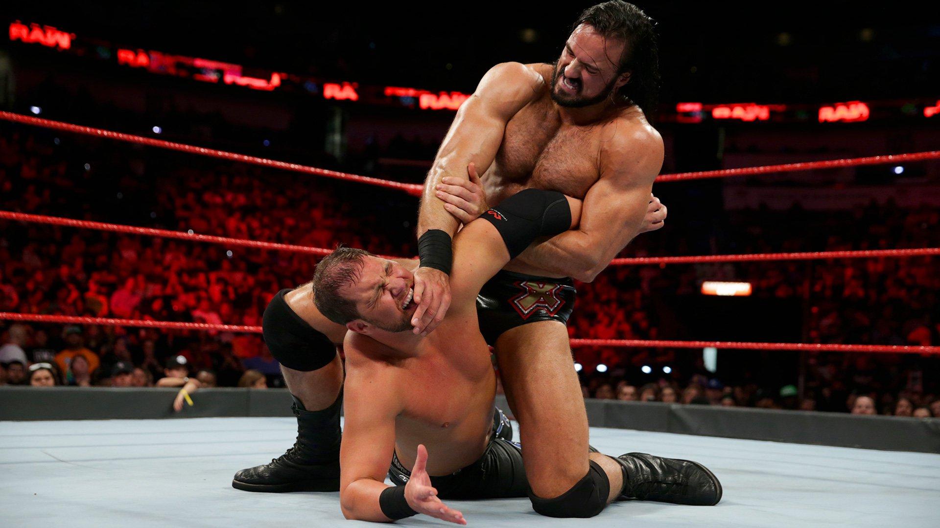 Dolph Ziggler & Drew McIntyre vs. The B-Team - Match pour les Titres par Équipes de Raw: Raw, 10 Septembre 2018