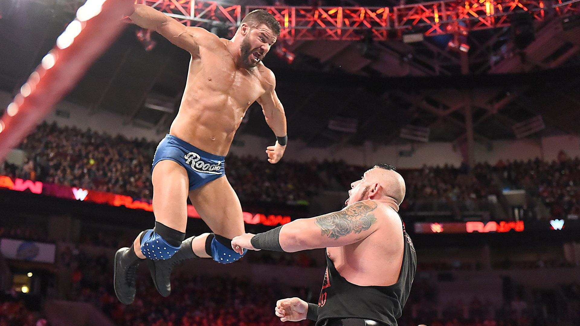 Bobby Roode vs. Konnor: Raw, Oct. 1, 2018