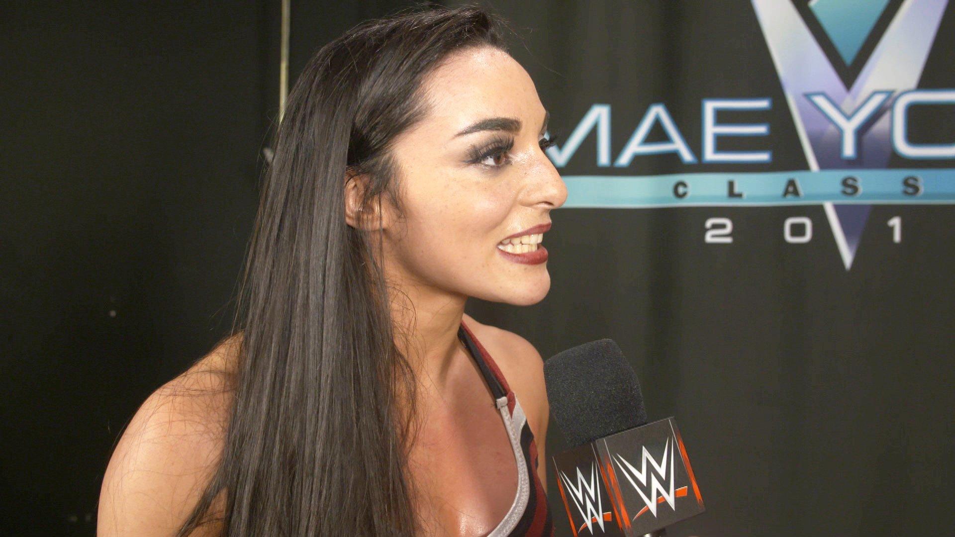 Deonna Purrazzo s'en fiche du nombre de bras qu'elle doit casser: Exclusivité WWE.fr, 10 Octobre 2018