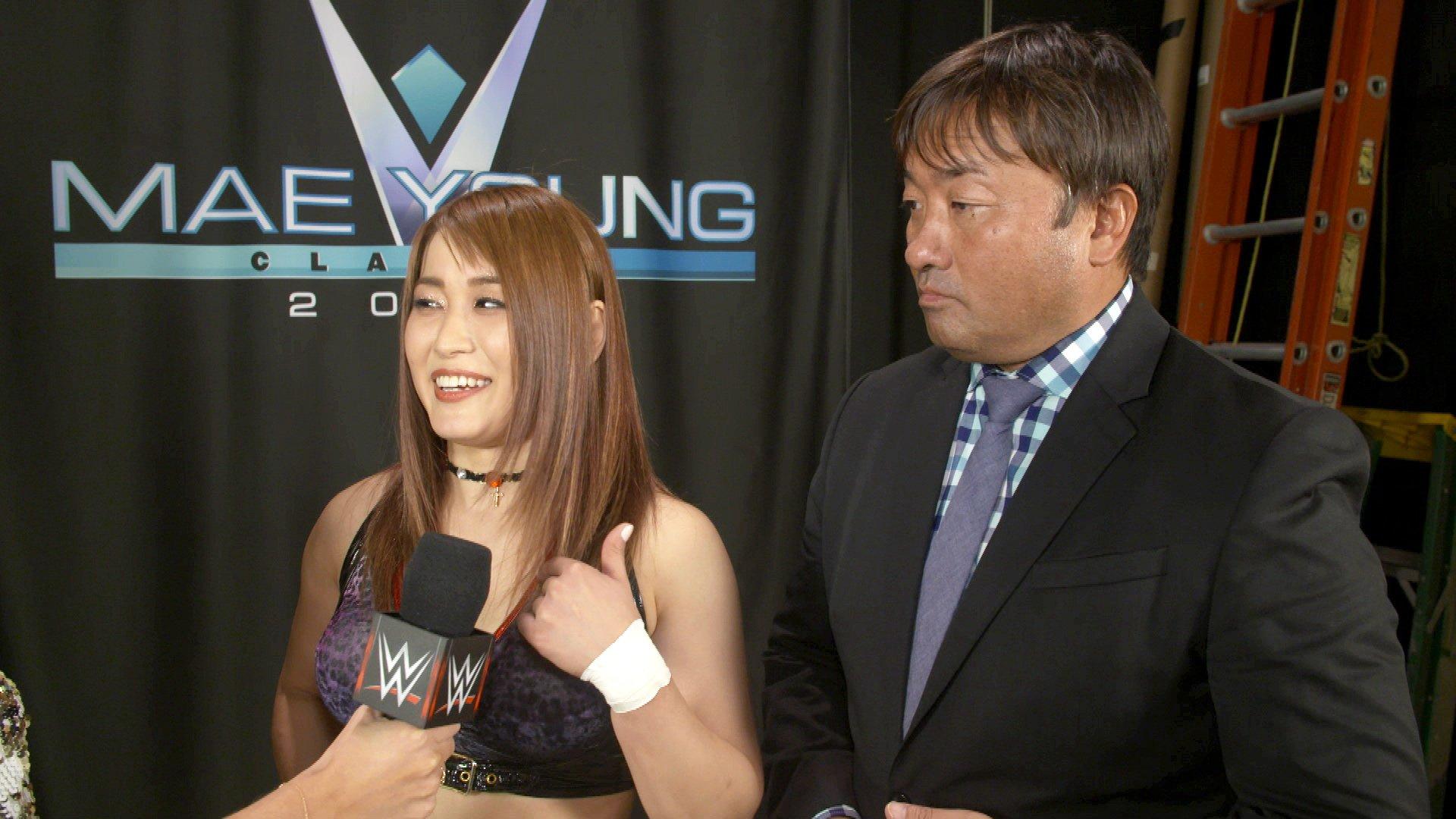 Io Shirai prévoit de contrer la clé de bras de Deonna Purrazzo aux Quarts de finale: Exclusivité WWE.fr, 10 Octobre 2018