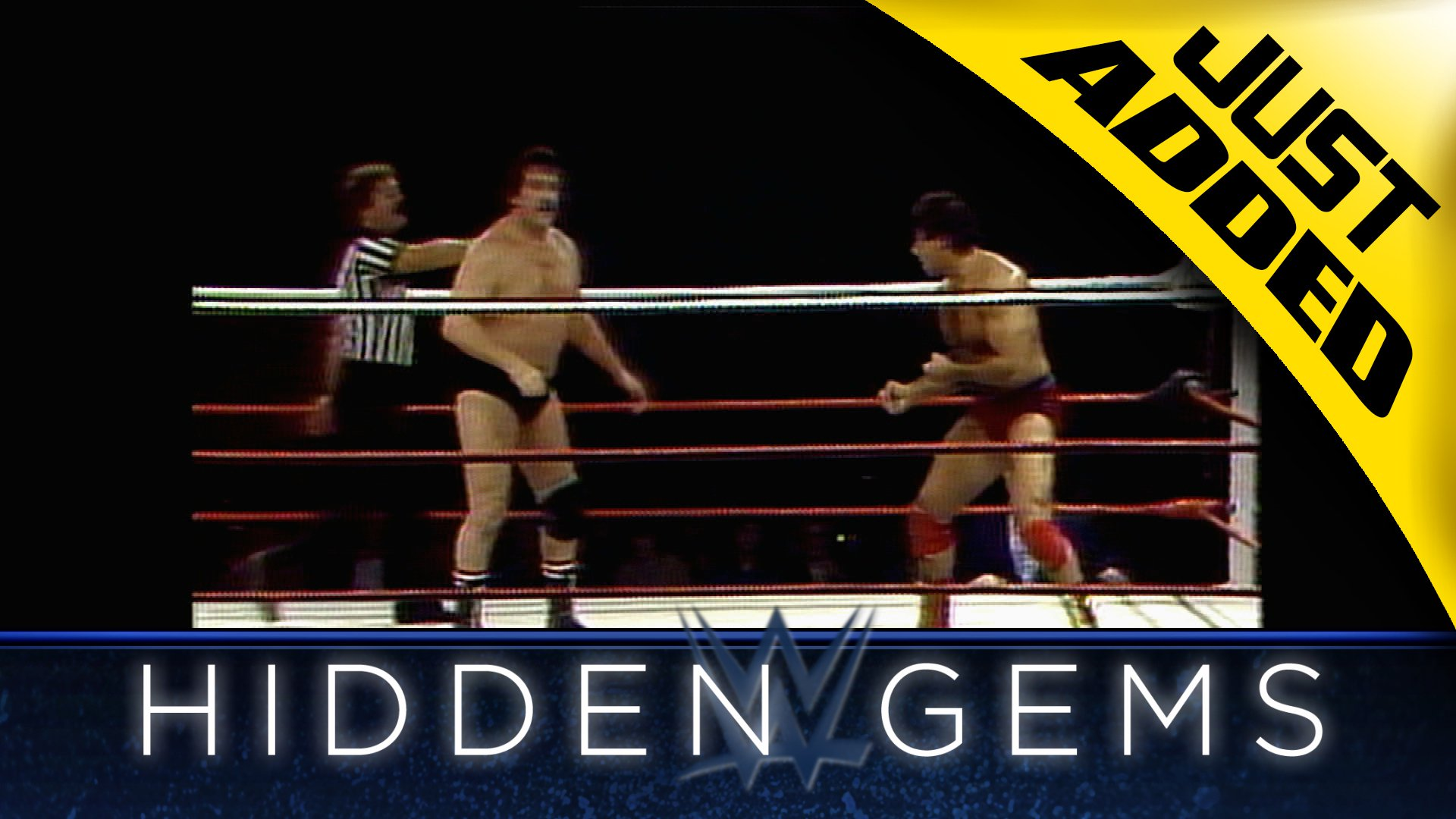 Rick Martel clashes with Billy Robinson in rare WWE Hidden Gem from 1982 (WWE Network Exclusive)