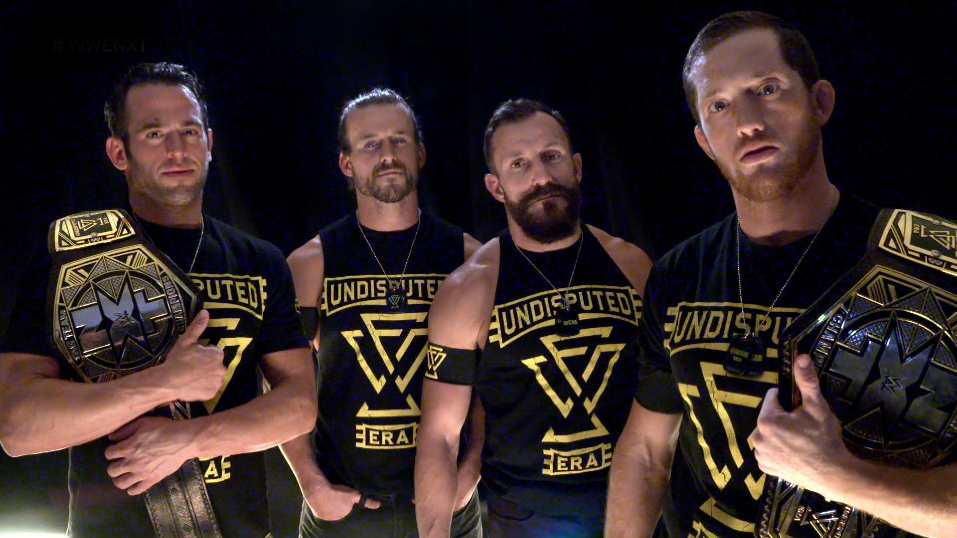 Au coeur du Match WarGames de TakeOver: WWE NXT, 7 Novembre 2018