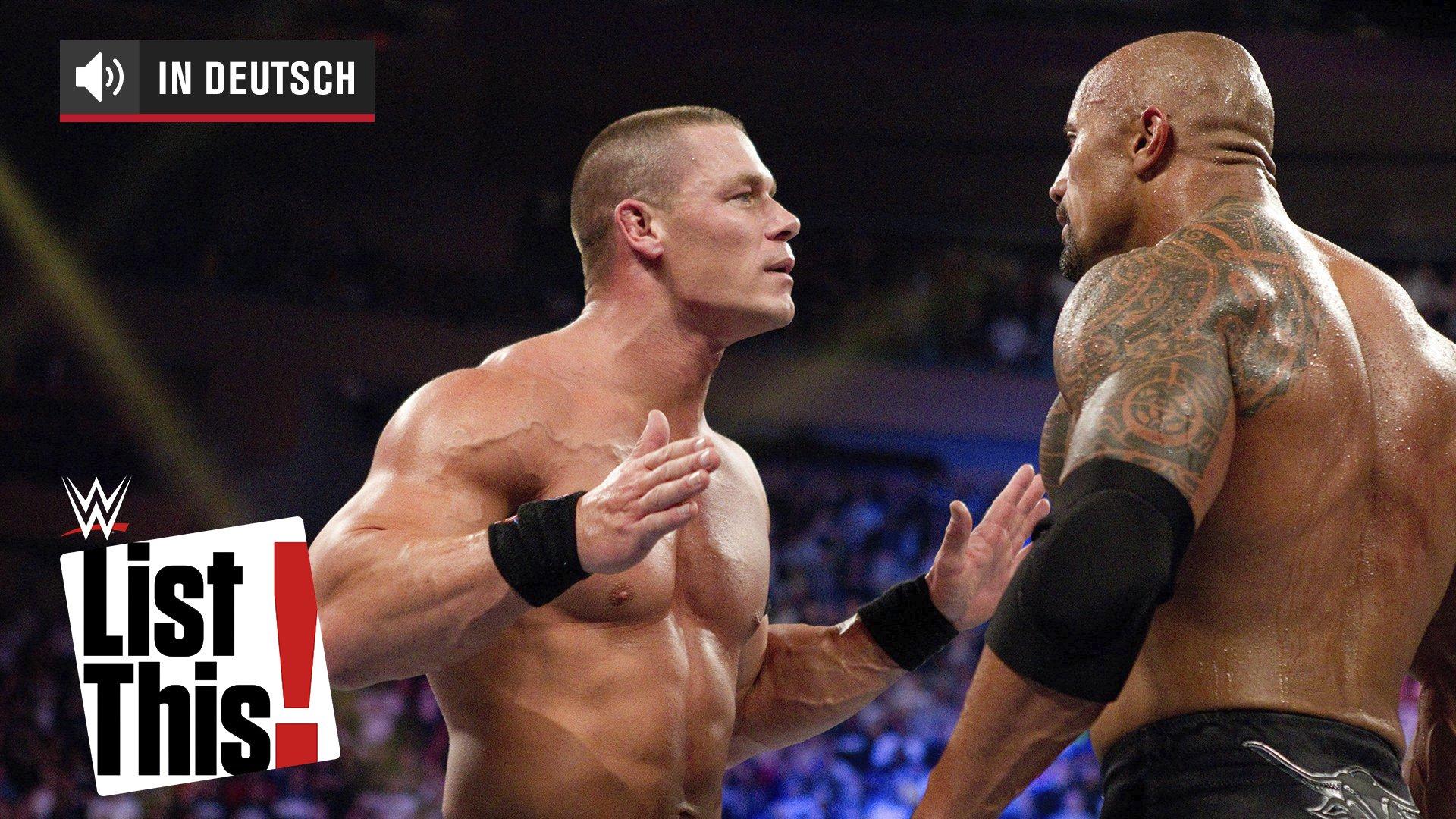 Die 5 coolsten Teams in der Survivor Series-Geschichte - WWE List This! (DEUTSCH)