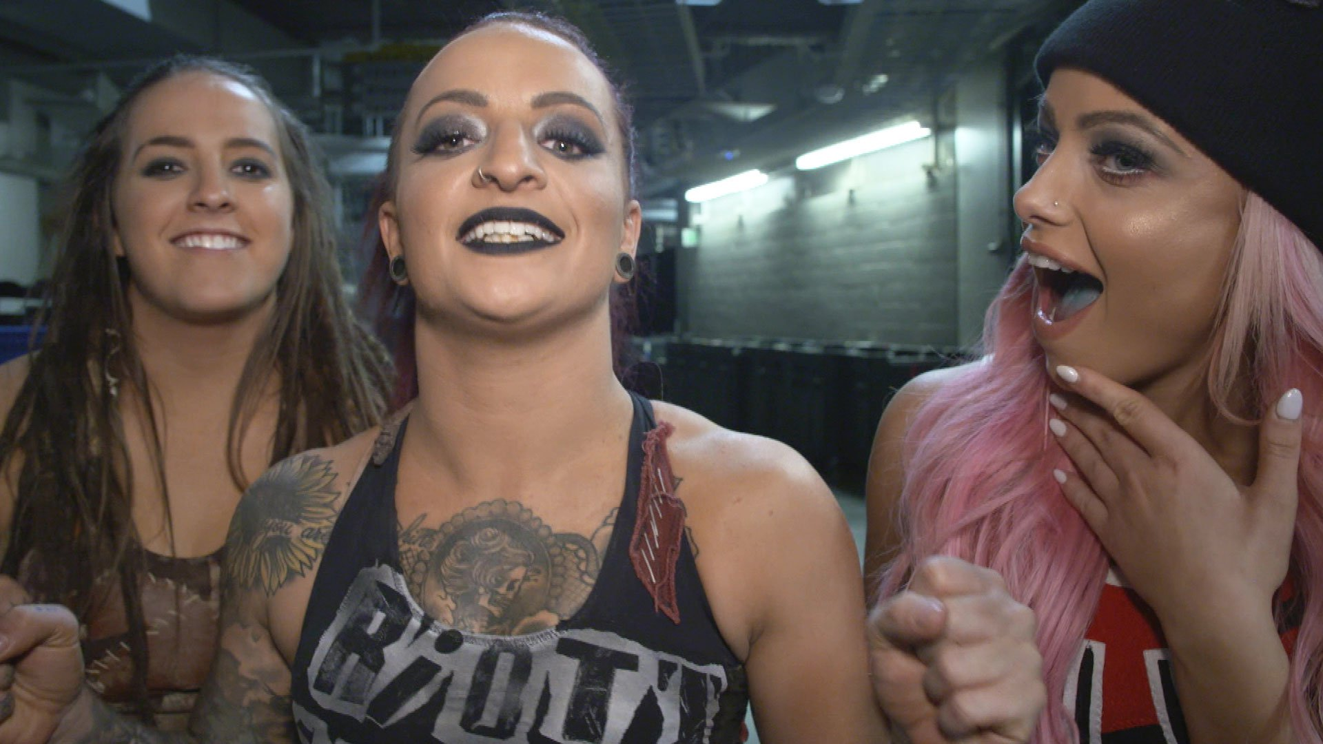 Quelle membre du Riott Squad a besoin de leçons de conduite?: WWE Network Pick of the Week, 16 Novembre 2018