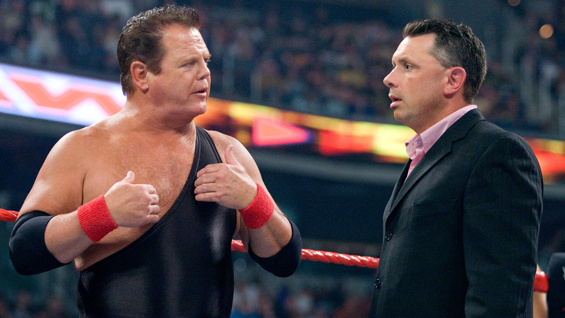 b1bce5d0ce2d Jerry Lawler & Michael Cole vs. The Legacy - World Tag Team Championship  Match: Raw, July 28, 2008
