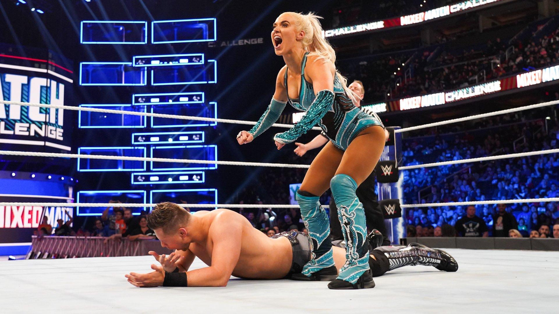 5 times women took down men during WWE Mixed Match Challenge Season 2