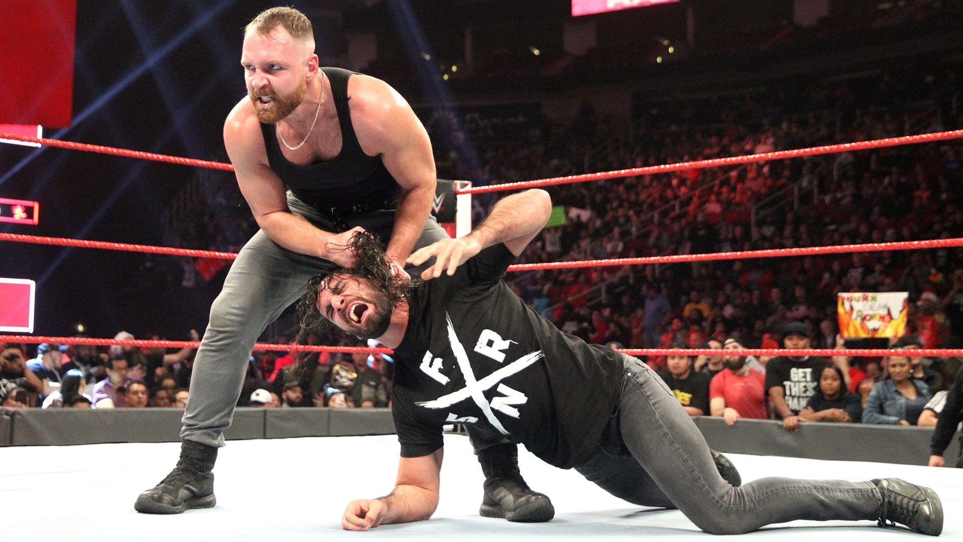 Top 10 de Raw: WWE Top 10, 3 Décembre 2018
