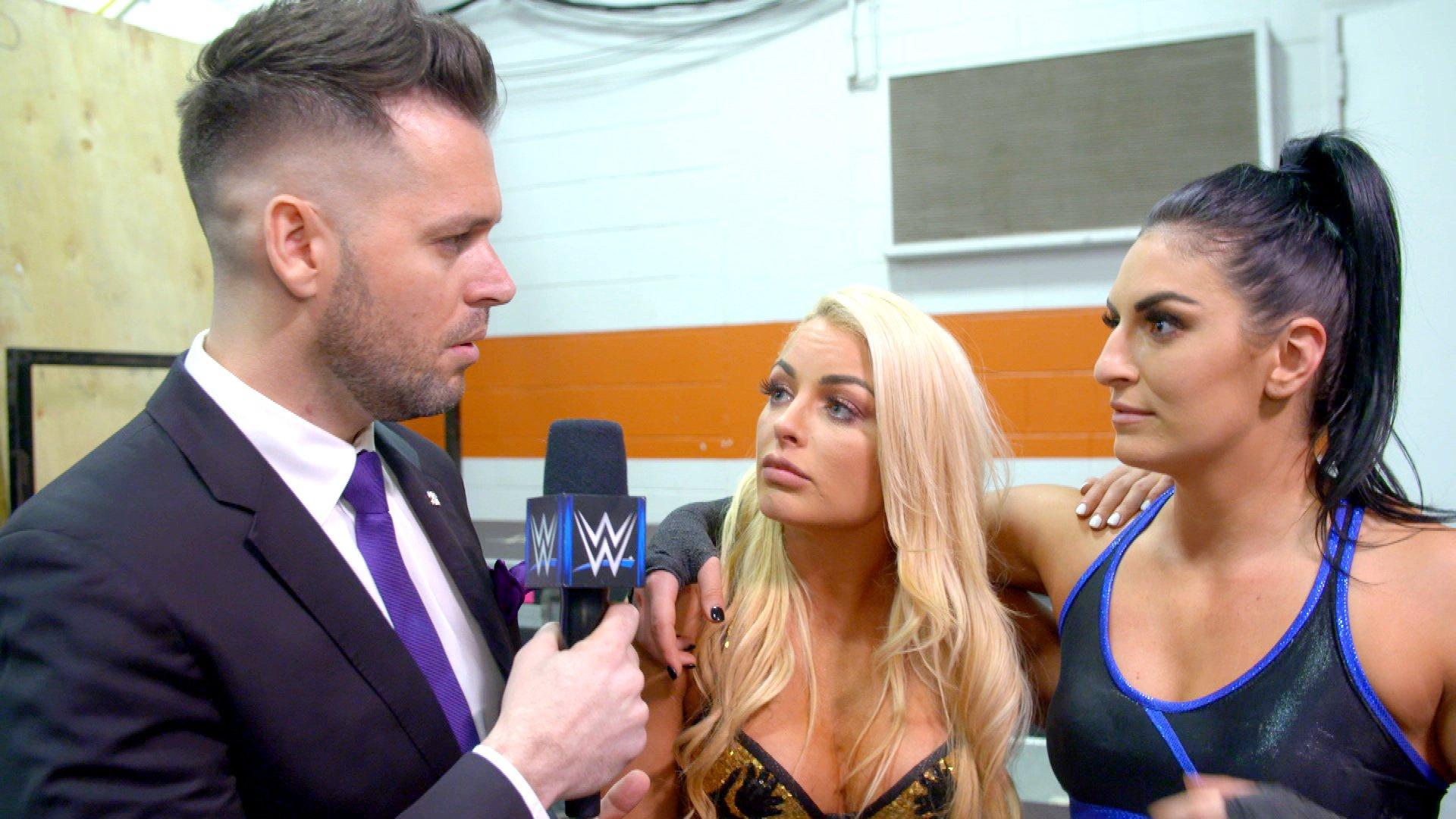 Pourquoi Mandy Rose & Sonya Deville ont une victoire en demi-teinte?: Exclusivité WWE.fr, 4 Décembre 2018