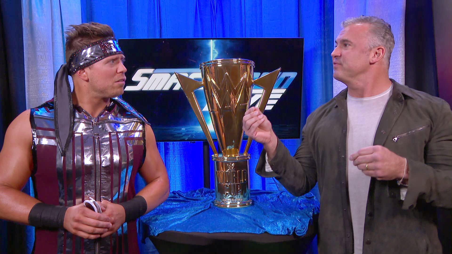 The Miz veut des réponses de Shane McMahon: SmackDown LIVE, 4 Décembre 2018