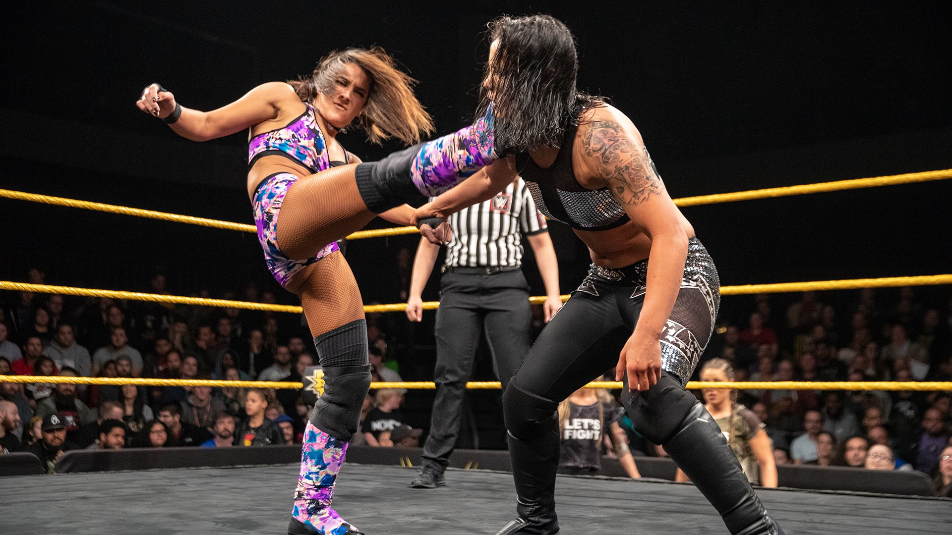 Dakota Kai vs. Shayna Baszler: WWE NXT, 5 Décembre 2018