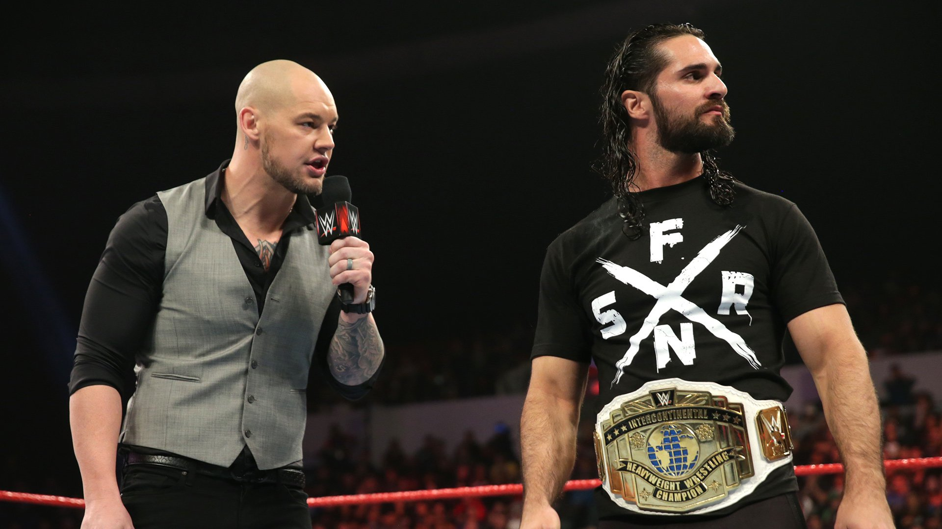 Seth Rollins parle du problème de Monday Night Raw: Raw, 10 Décembre 2018