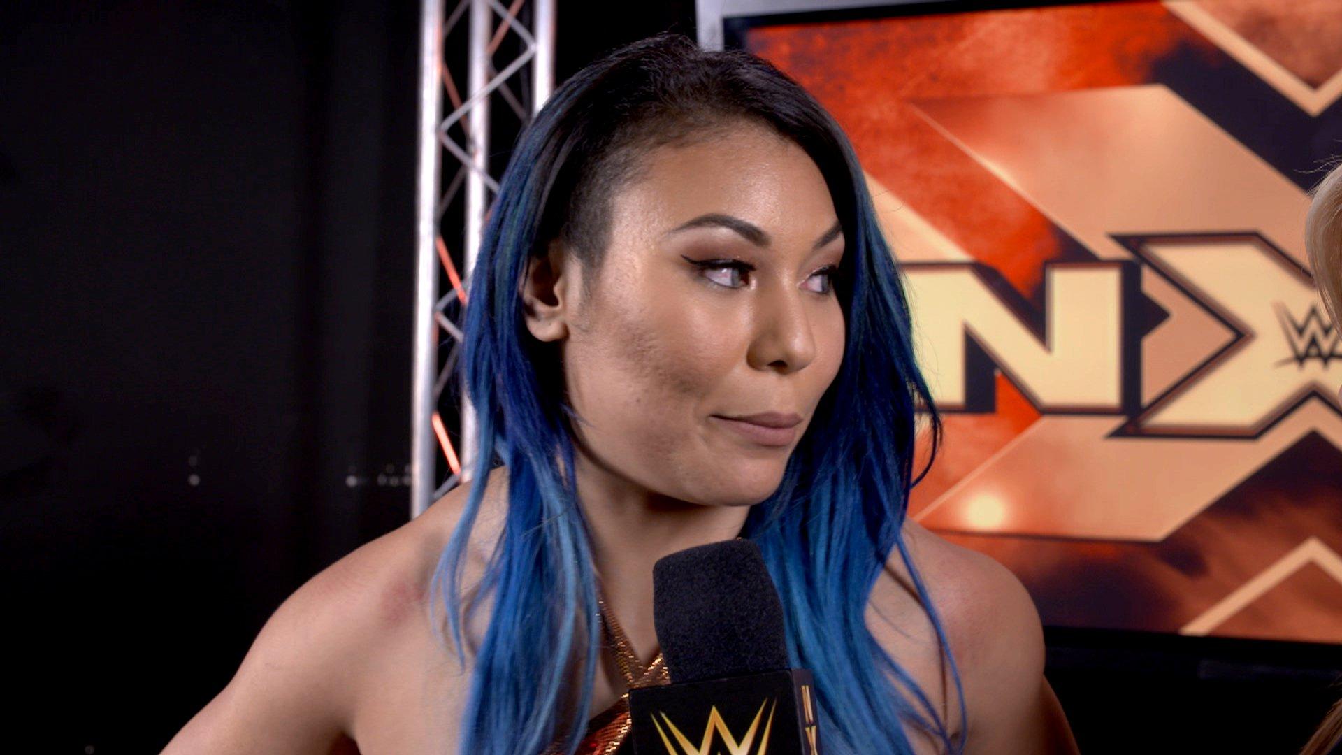 Mia Yim se rapproche du Titre Féminin NXT de Shayna Baszler: Exclusivité WWE.fr, 12 Décembre 2018