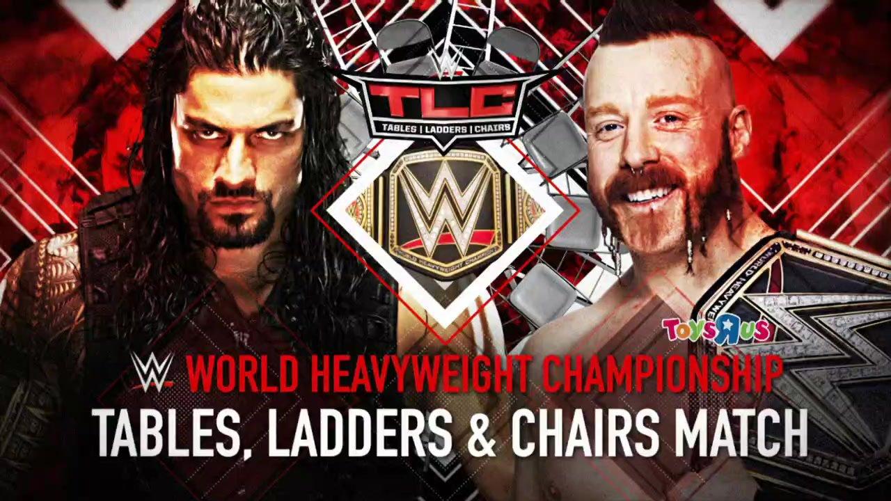 2017 TLC TÉLÉCHARGER WWE