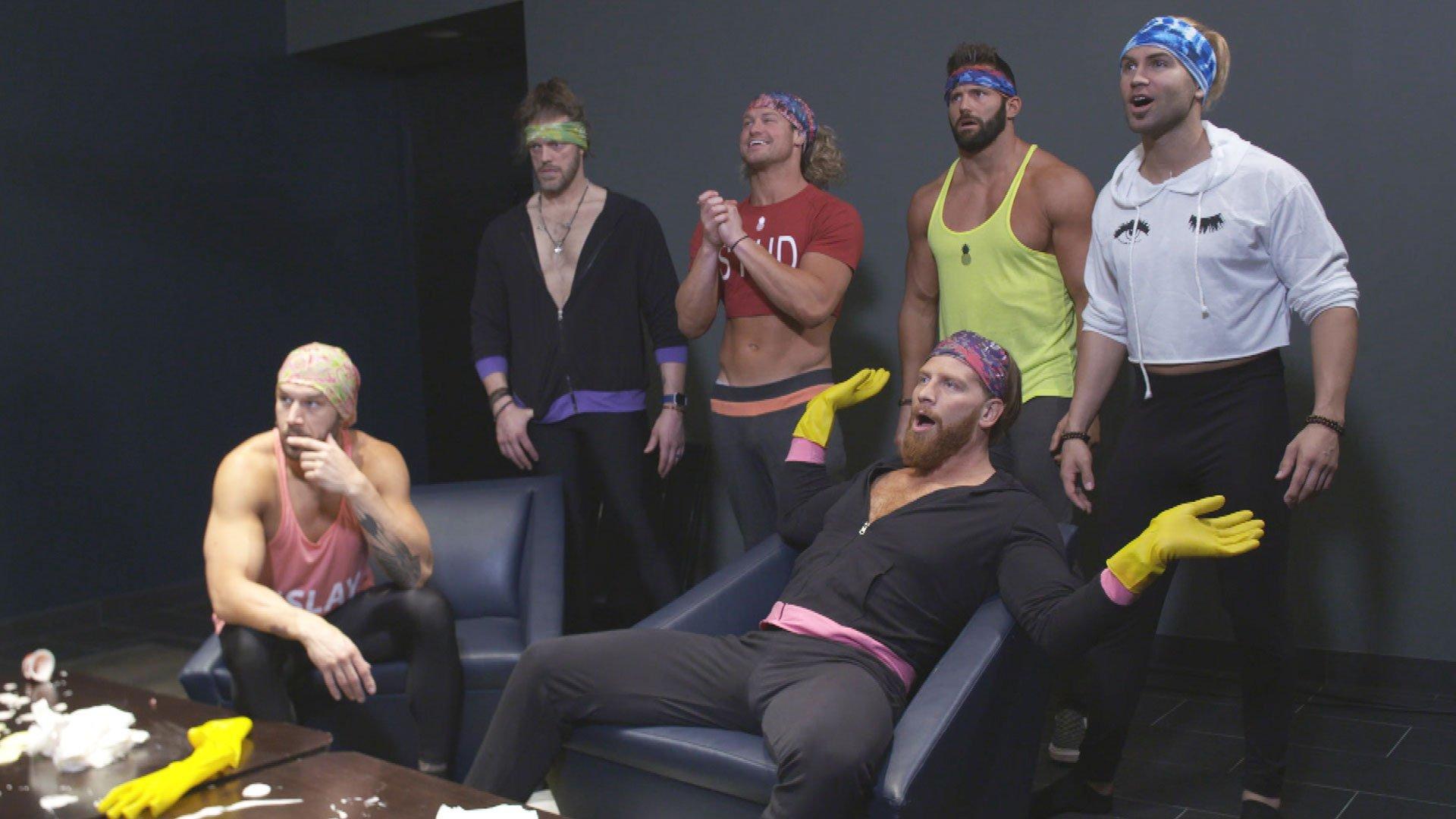 """Est-ce que """"Broga Wear"""" est la prochaine tendance fashion? (Exclusivité WWE Network)"""