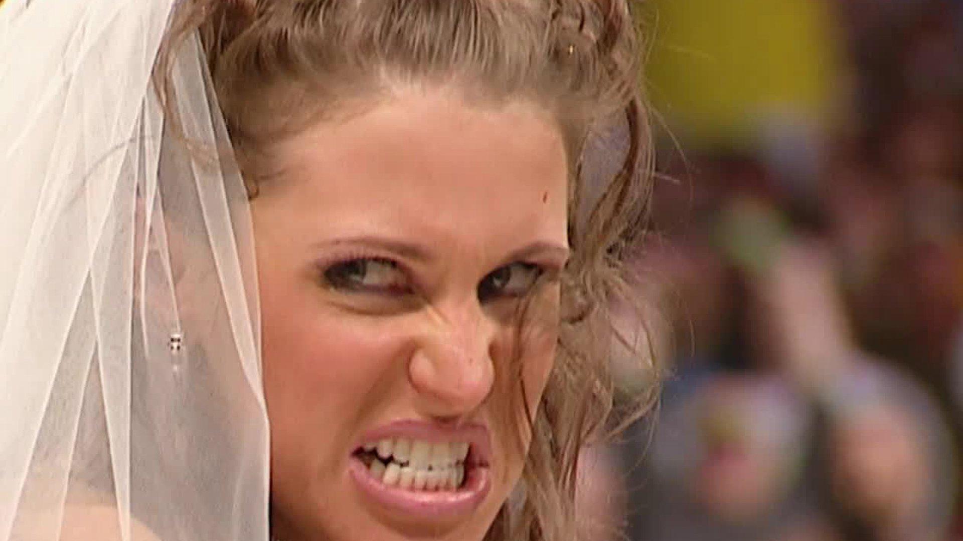 Stephanie Mcmahon Wedding Dress