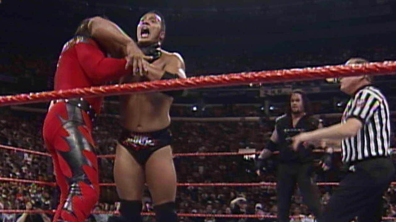 Image result for WWE Survivor Series 1998 Undertaker vs The Rock wwe.com