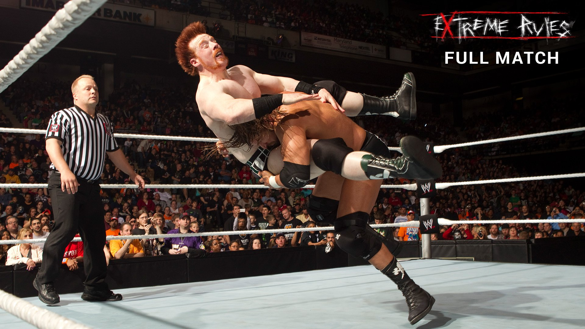 Image result for extreme rules 2010 sheamus