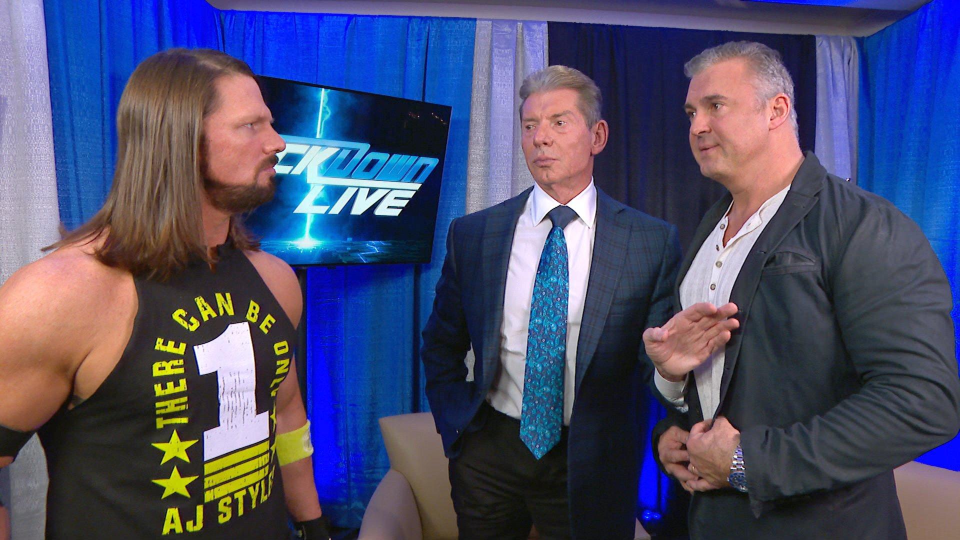 SmackDown LIVE highlights: Jan. 1, 2019