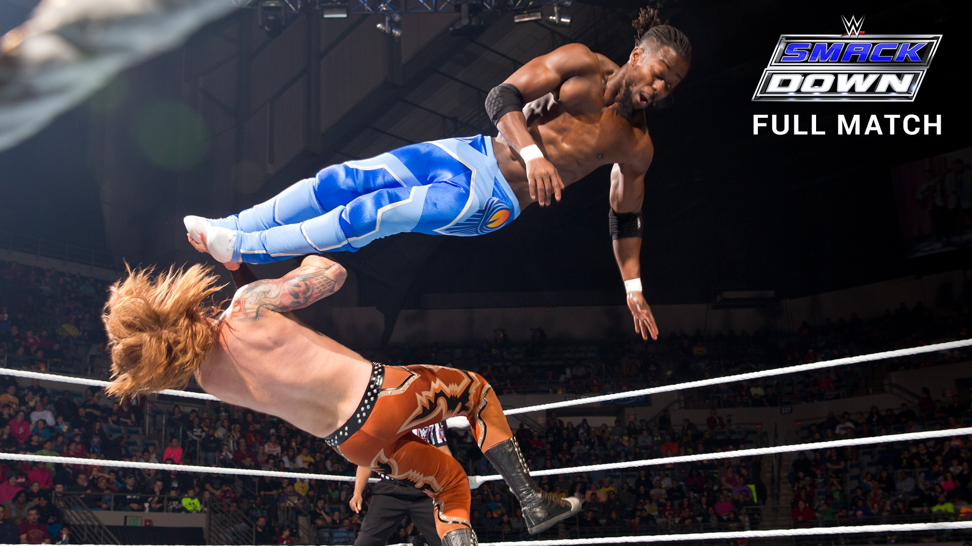 The New Day vs. Heath Slater, Titus O'Neil & Curtis Axel: SmackDown, 28 Novembre 2014 (Match Intégral - Exclusivité WWE Network)