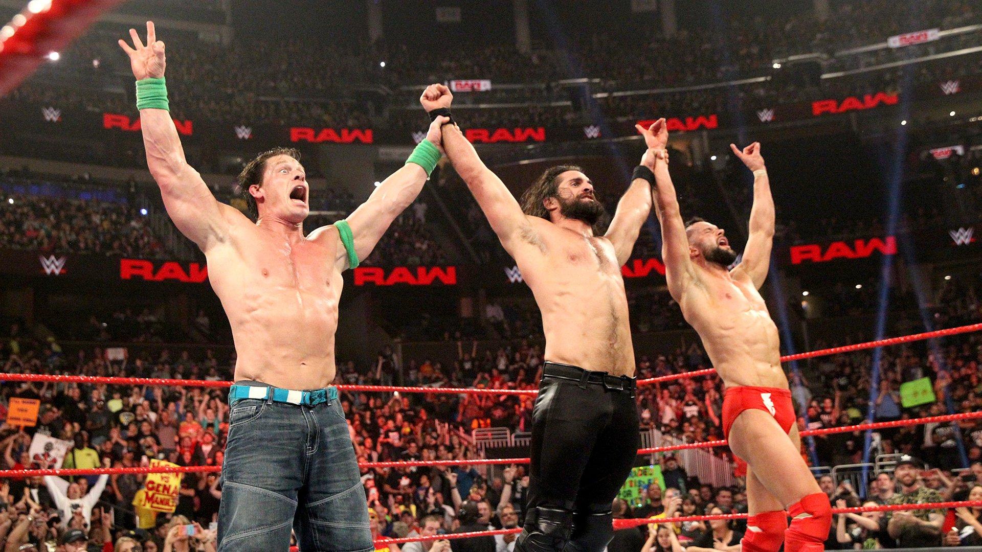 Top 10 de Raw: WWE Top 10, 7 Janvier 2019