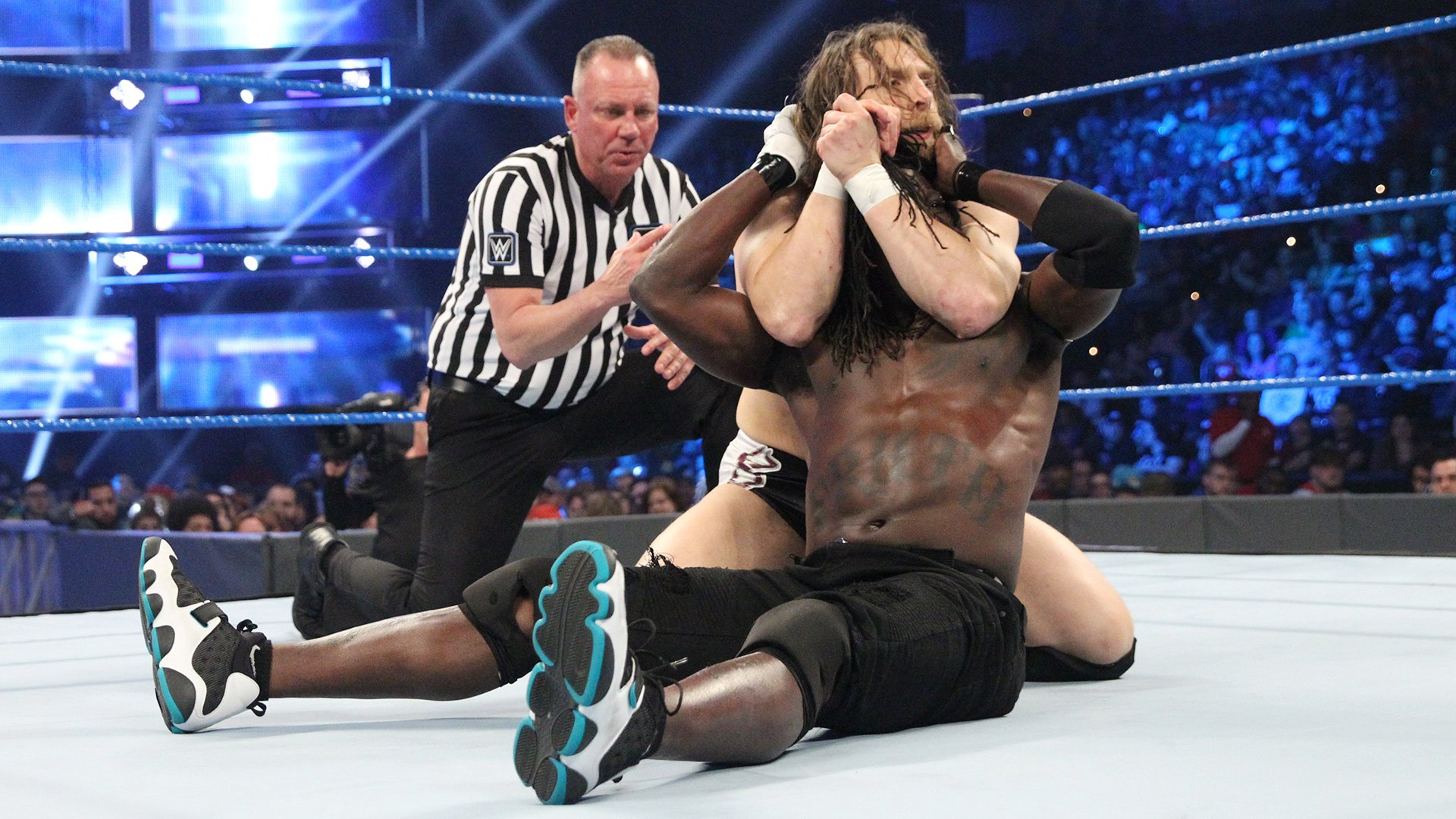 R-Truth vs. Daniel Bryan: SmackDown LIVE, 8 Janvier 2019