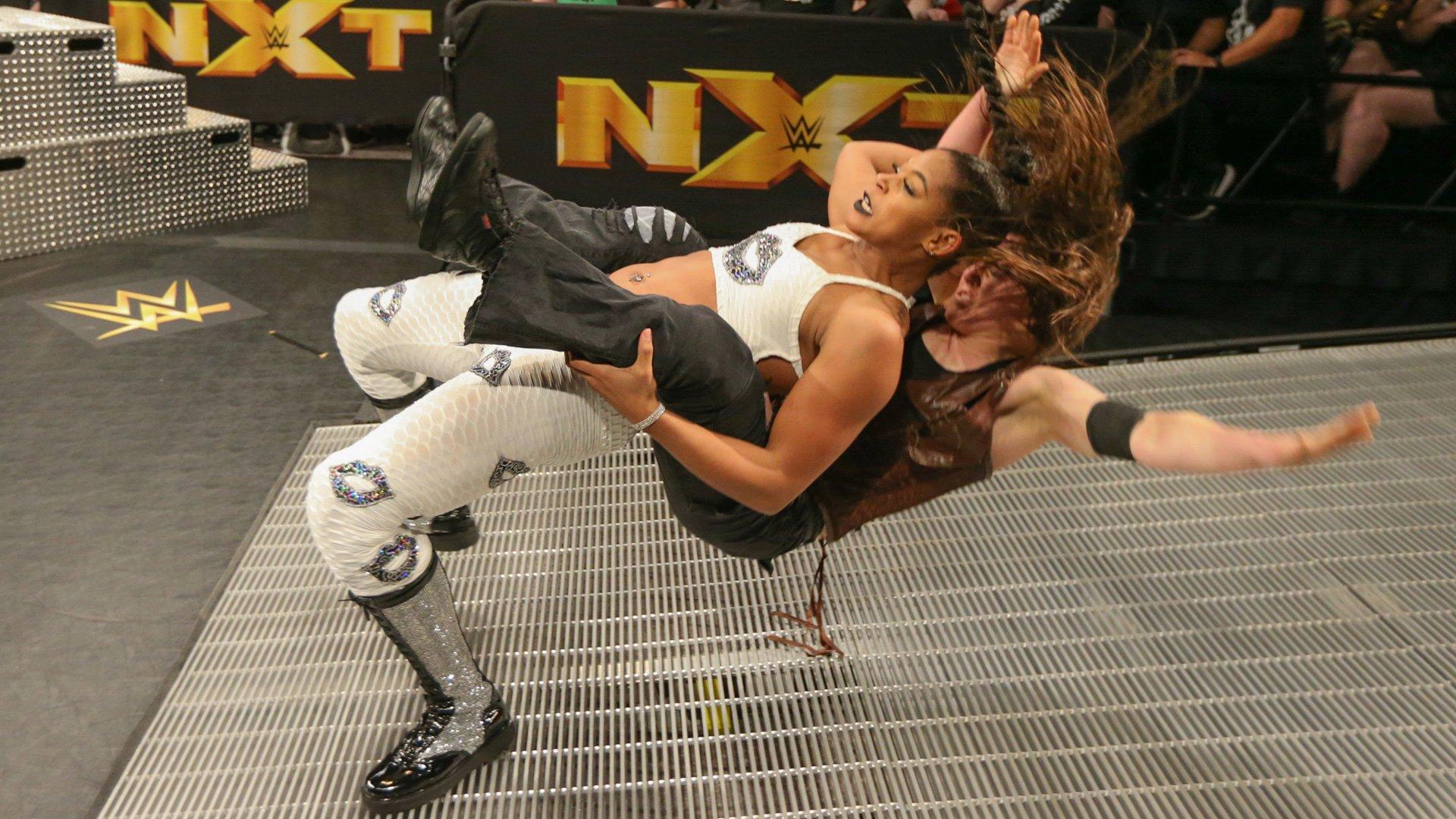 Nikki Cross vs. Bianca Belair: WWE NXT, 9 Janvier 2019